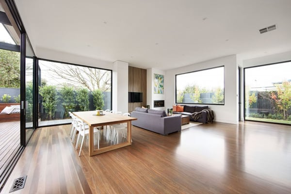 East Malvern Residence-LSA Architects-02-1 Kindesign