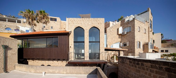 featured posts image for Minimalist restoration of Factory Jaffa House in Tel Aviv