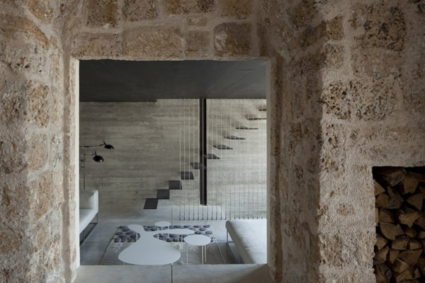 Factory Jaffa House-Pitsou Kedem Architect-07-1 Kindesign