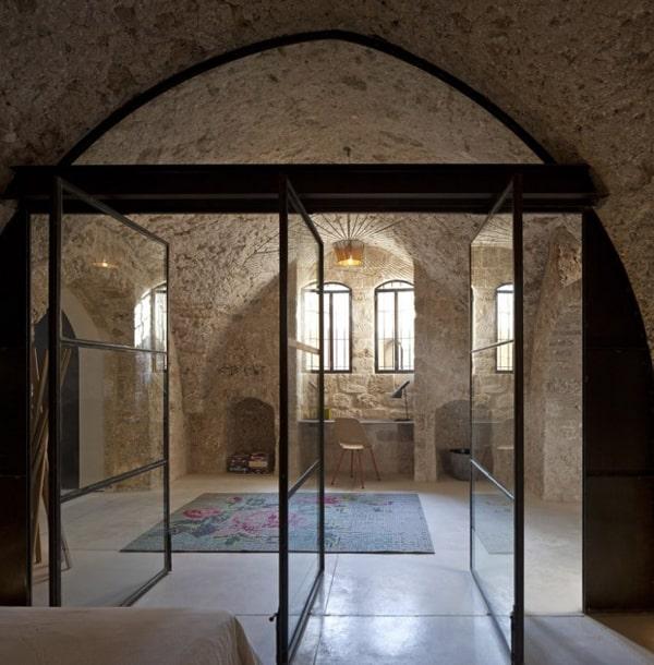 Factory Jaffa House-Pitsou Kedem Architect-14-1 Kindesign