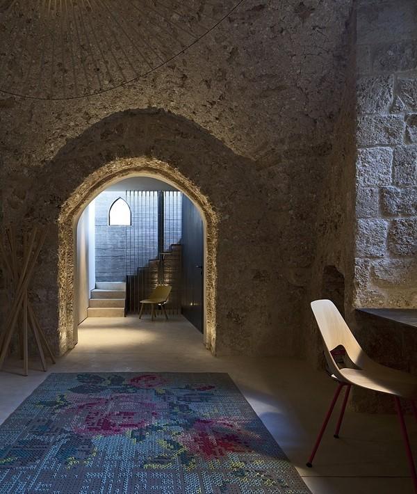 Factory Jaffa House-Pitsou Kedem Architect-17-1 Kindesign