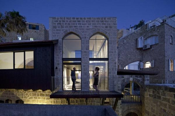 Factory Jaffa House-Pitsou Kedem Architect-27-1 Kindesign