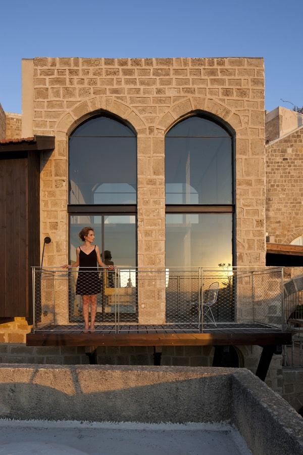 Factory Jaffa House-Pitsou Kedem Architect-28-1 Kindesign
