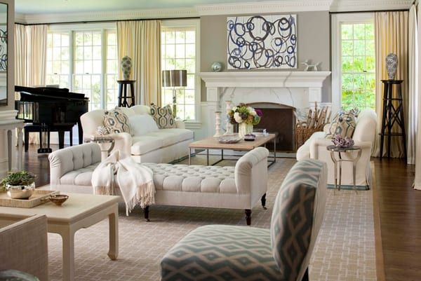 Freshen Your Living Room Interiors-27-1 Kindesign