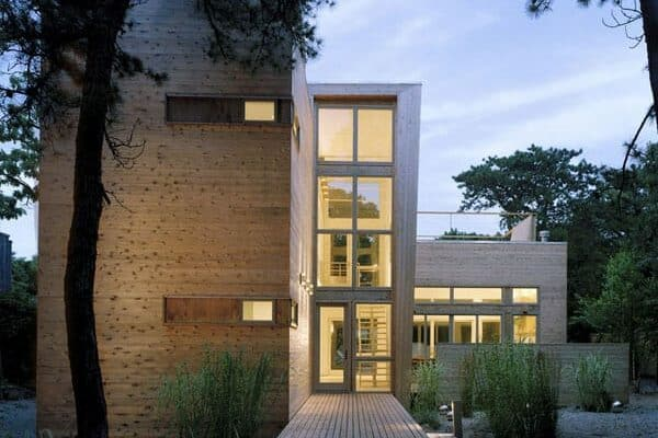 featured posts image for Summer beach house on Fire Island by Studio 27 Architecture