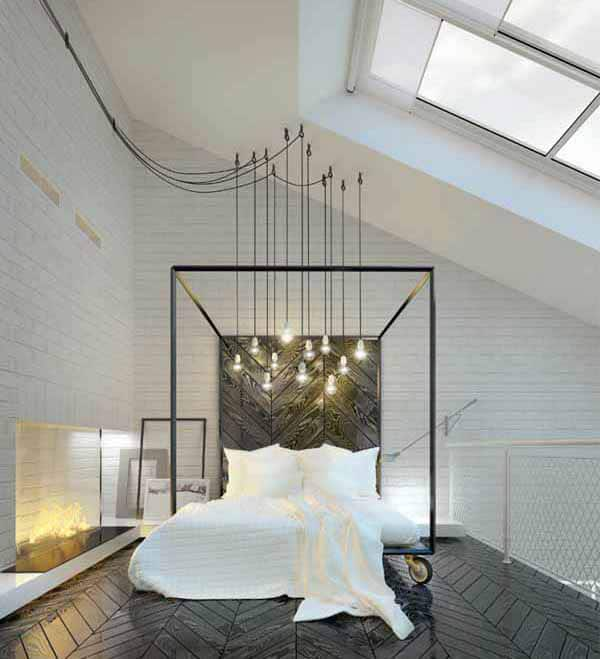 Inspiring Bedroom Design Ideas-34-1 Kindesign