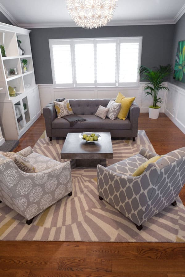 featured posts image for 51 Inspiring small living rooms using all available space