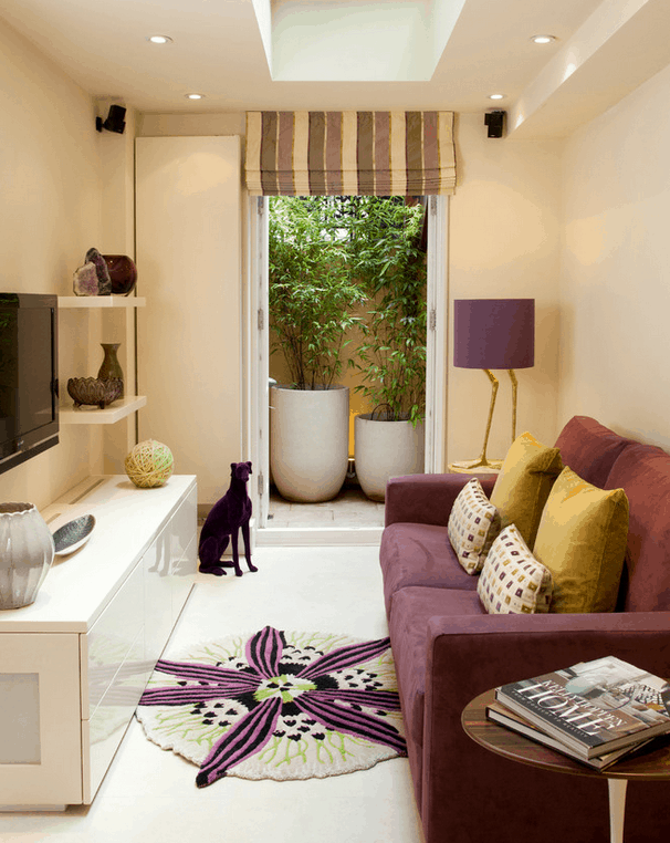 Inspiring Small Living Rooms-02-1 Kindesign