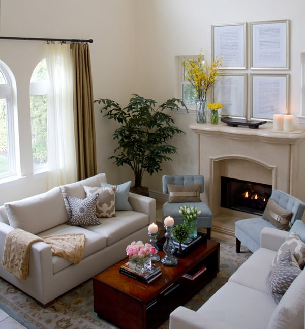 Inspiring Small Living Rooms-05-1 Kindesign