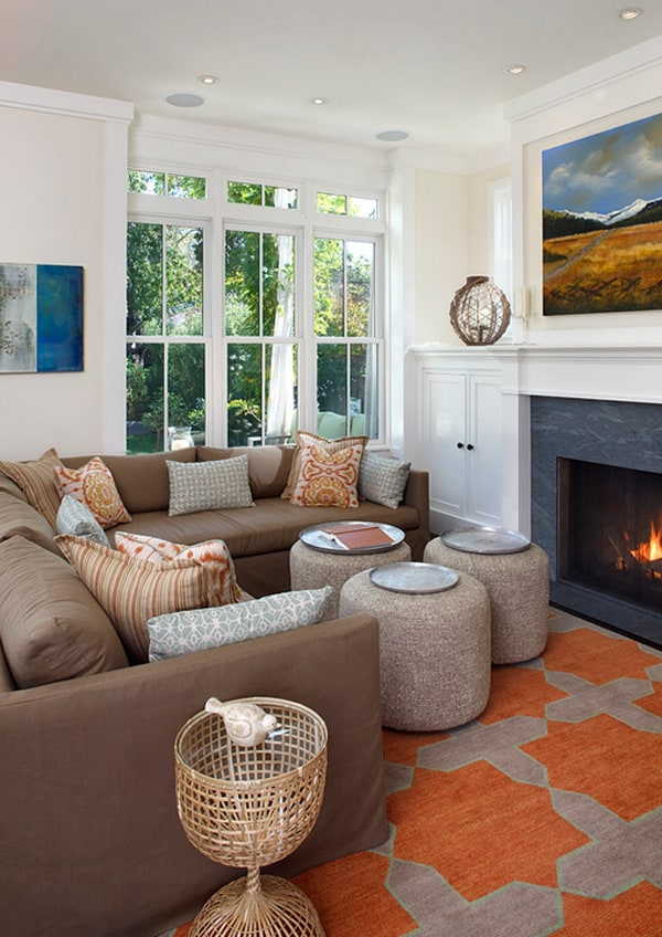 Inspiring Small Living Rooms-06-1 Kindesign