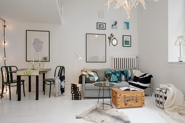 Inspiring Small Living Rooms-12-1 Kindesign