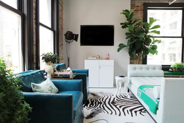 Inspiring Small Living Rooms-14-1 Kindesign