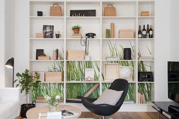 Inspiring Small Living Rooms-15-1 Kindesign
