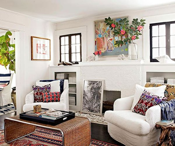 Inspiring Small Living Rooms-16-1 Kindesign