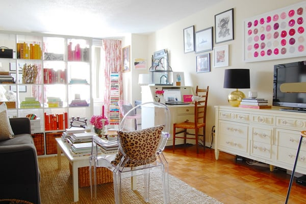 Inspiring Small Living Rooms-17-1 Kindesign