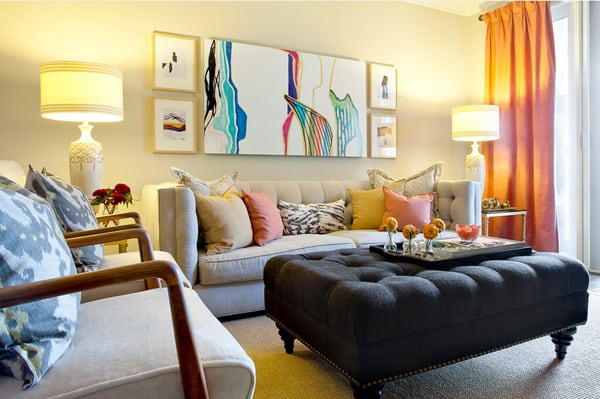 Inspiring Small Living Rooms-18-1 Kindesign