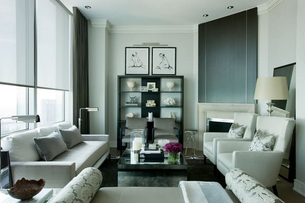 Inspiring Small Living Rooms-34-1 Kindesign