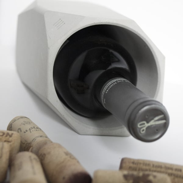 IntoConcrete-Corvi Concrete Wine Cooler-08-1 Kindesign
