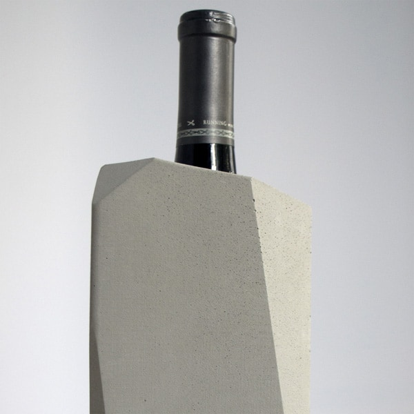 IntoConcrete-Corvi Concrete Wine Cooler-10-1 Kindesign
