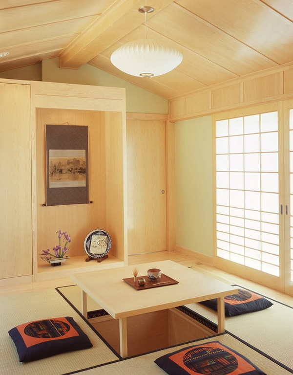 Japanese interiors sooth the soul and recharge the spirit for Apartment japan design