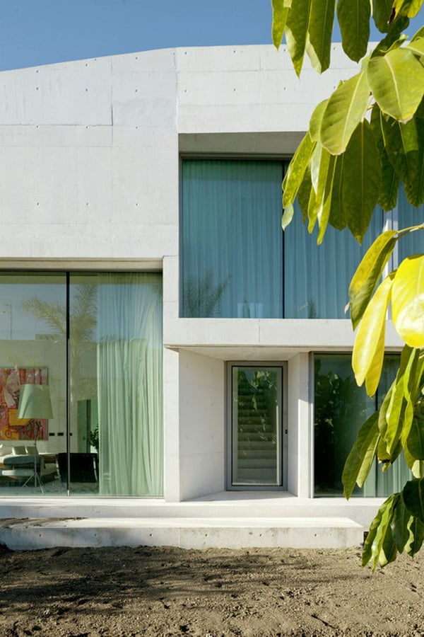 Jellyfish House-Wiel Arets Architects-17-1 Kindesign