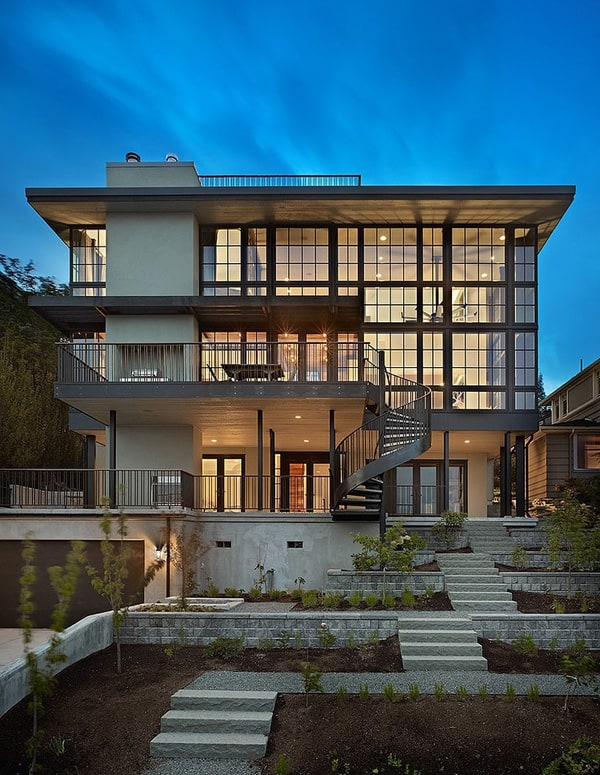featured posts image for Prospect House showcasing panoramic views over Seattle