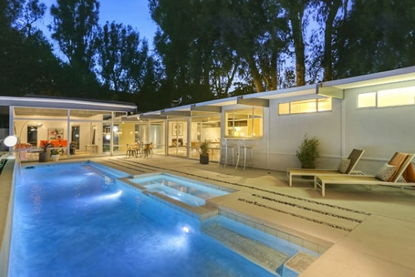 featured posts image for Dream house in Pasadena: Mid-century post and beam