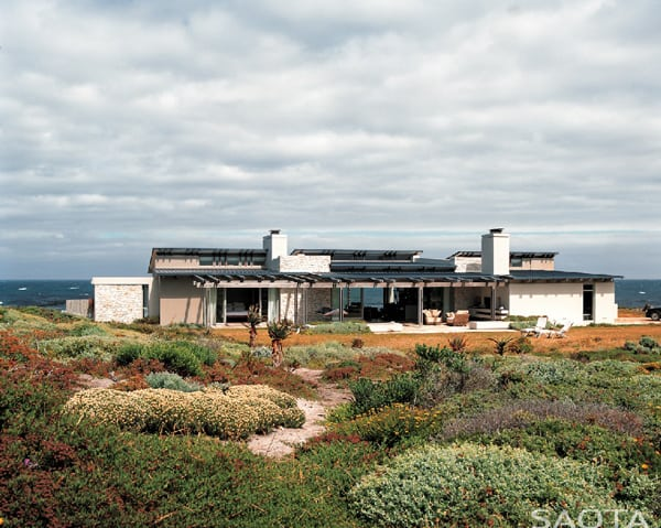 featured posts image for Contemporary Sprecher House in South Africa by SAOTA