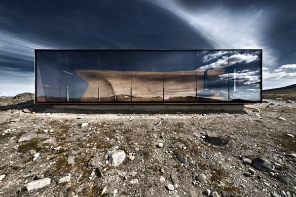 featured posts image for Norwegian Wild Reindeer Centre Pavilion by Snøhetta