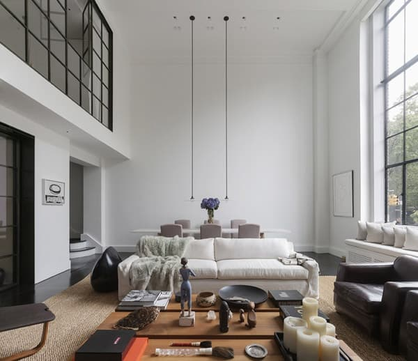 featured posts image for Upper West Side Apartment with minimalist design details