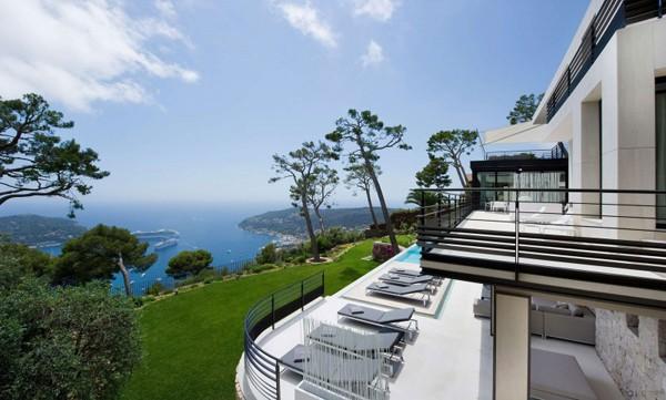 Villa Baie-Villefranche sur Mer-01-1 Kindesign