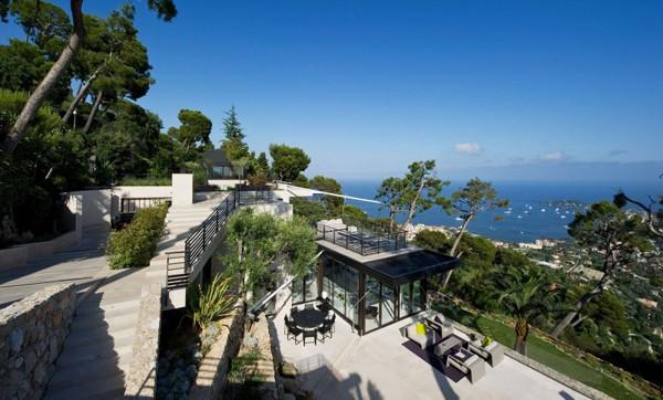 Villa Baie-Villefranche sur Mer-02-1 Kindesign