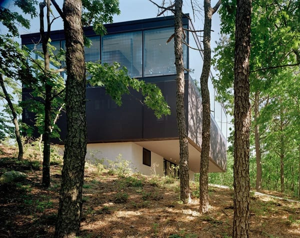 Water Mill Houses-1100 Architect-02-1 Kindesign