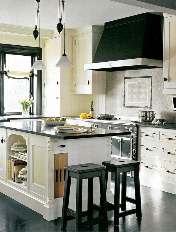 Black and White Kitchens-08-1 Kindesign
