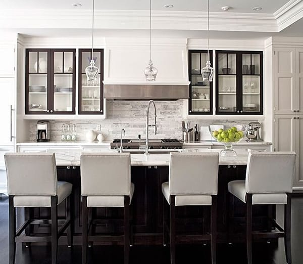 Black and White Kitchens-11-1 Kindesign