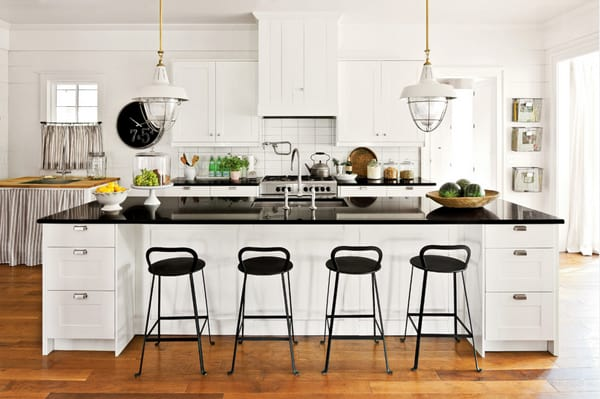 Black and White Kitchens-20-1 Kindesign
