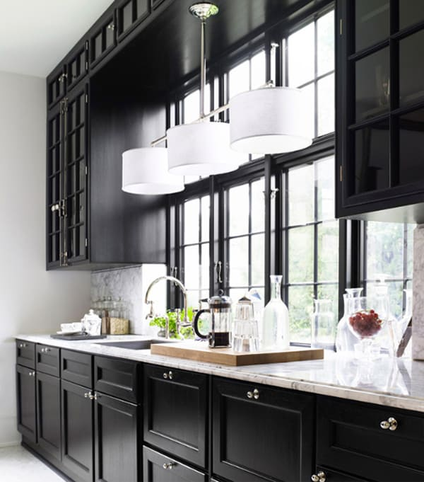 Black and White Kitchens-22-1 Kindesign