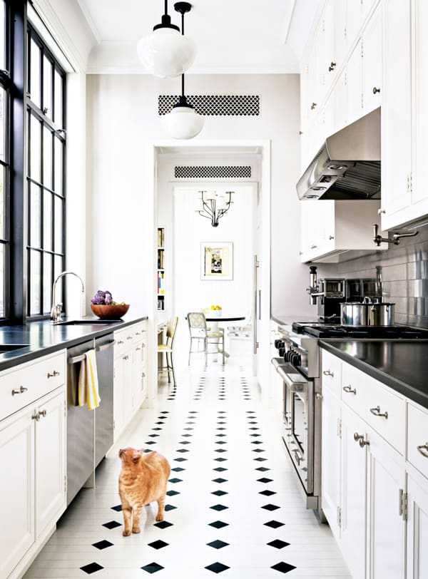 Black and White Kitchens-24-1 Kindesign
