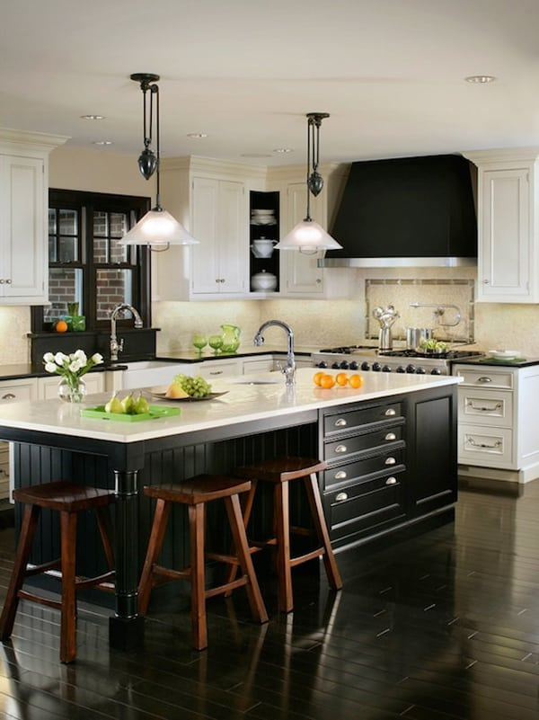 Black and White Kitchens-27-1 Kindesign