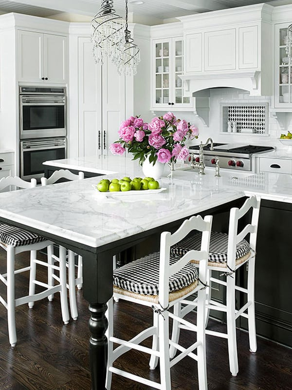 Black and White Kitchens-28-1 Kindesign