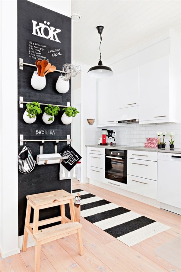Black and White Kitchens-37-1 Kindesign