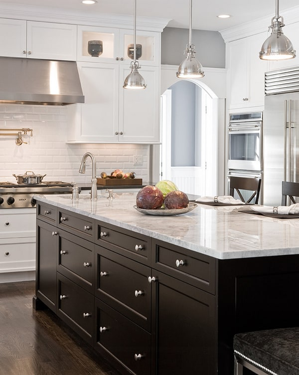 Black and White Kitchens-40-1 Kindesign