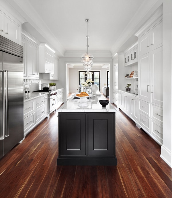 Black and White Kitchens-47-1 Kindesign