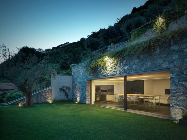 featured posts image for Stunning modern renovation in Italy: Casa MT