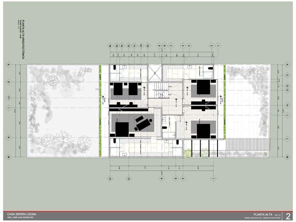 Casa Sierra Leona-Jose Juan Rivera Rio-16-1 Kindesign