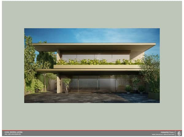 Casa Sierra Leona-Jose Juan Rivera Rio-18-1 Kindesign