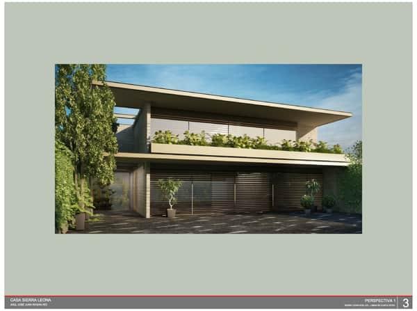 Casa Sierra Leona-Jose Juan Rivera Rio-19-1 Kindesign
