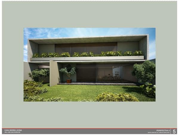 Casa Sierra Leona-Jose Juan Rivera Rio-21-1 Kindesign