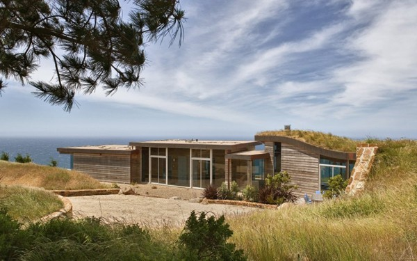 featured posts image for Carved into the Big Sur landscape: Dani Ridge House