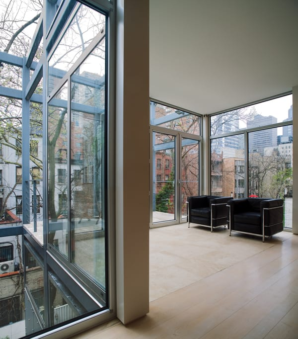 East 61st Street Townhouse-Turett Collaborative Architects-07-1 Kindesign